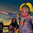 Der Aufstand der Amazonas-Indianer / The revolt of the indigenous Amazon populations